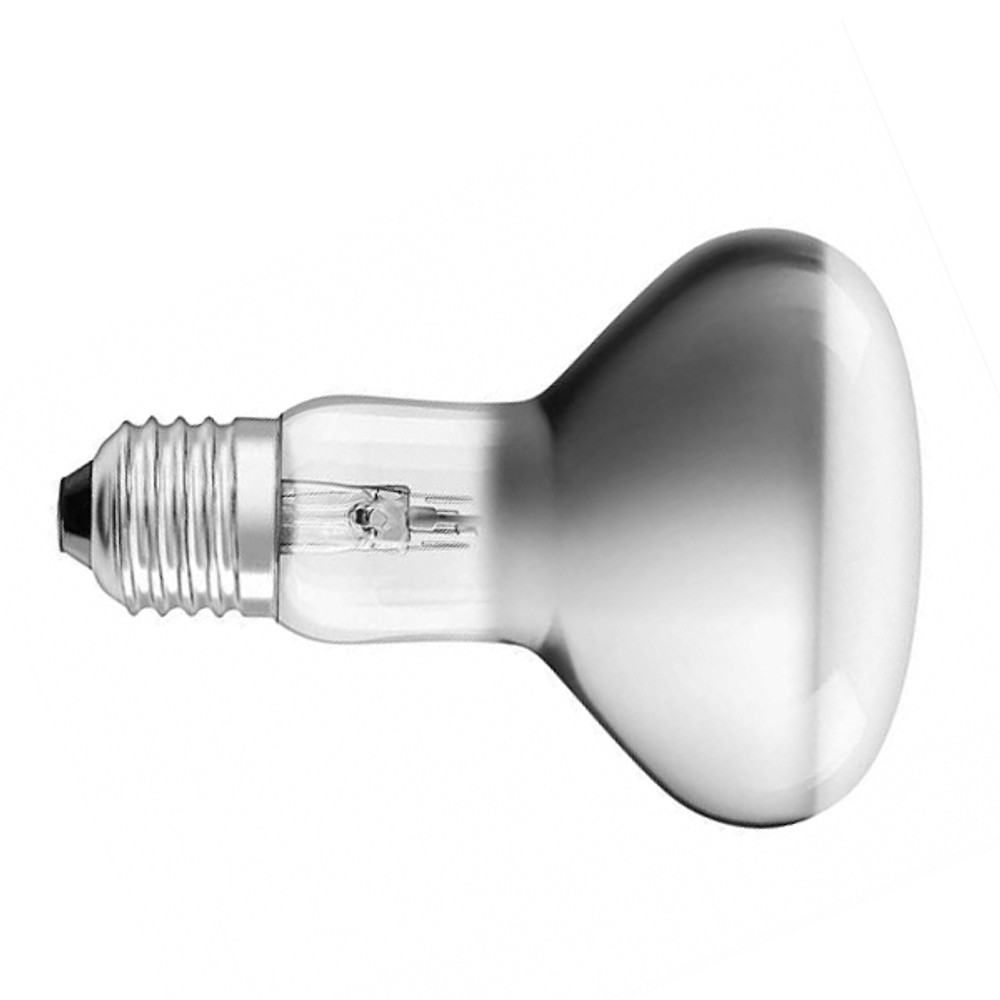 100W R80/DR Medium Frosted Incandescent