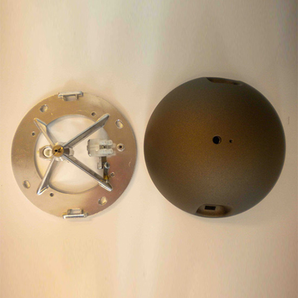 Skygarden S2 brown ceiling rose assembly