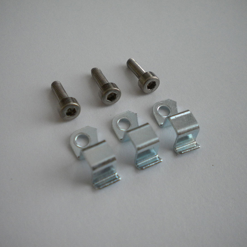 Copycat Kit of snap springs and fixing screws