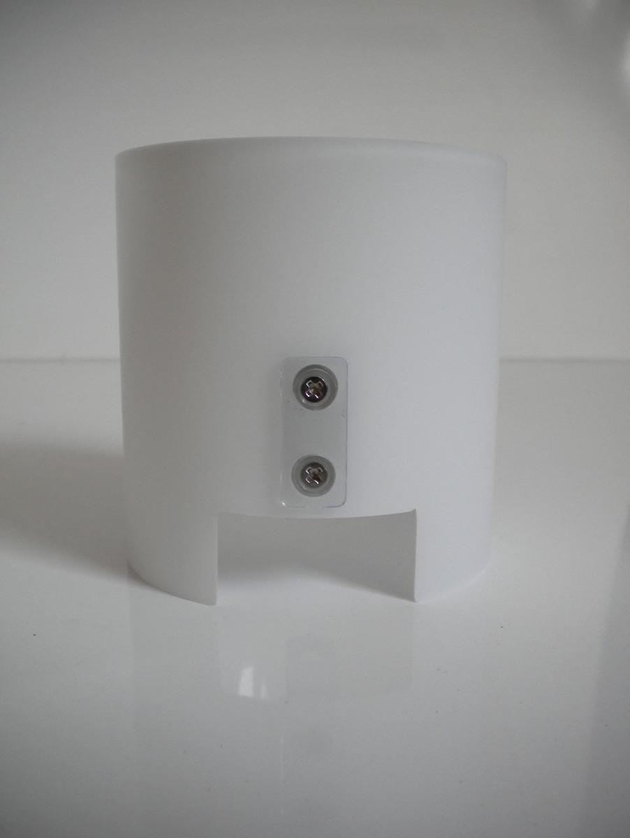 Tilee glass diffuser white