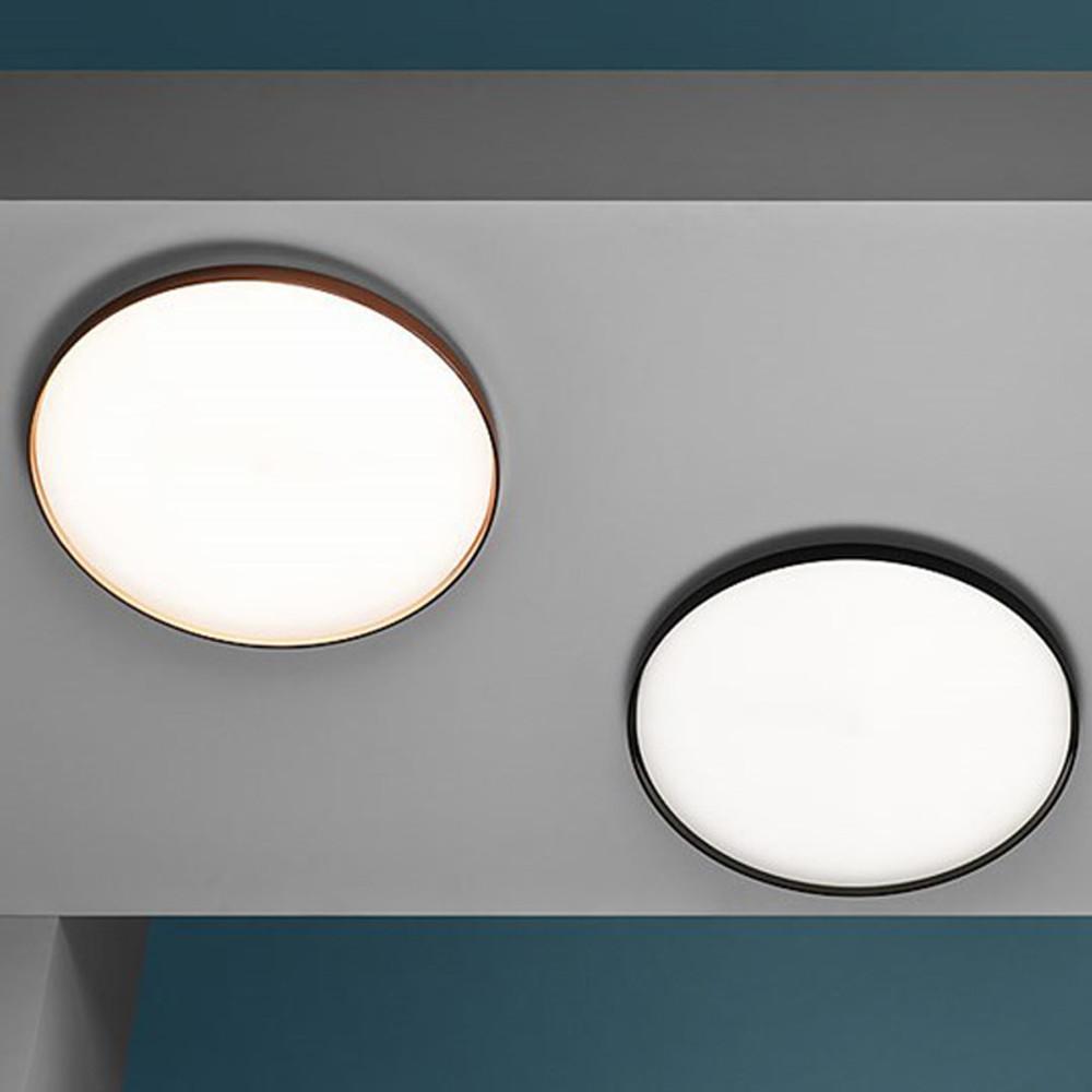 FLOS Clara - Modern Flush Mount Light by Piero Lissoni| FLOS™ USA