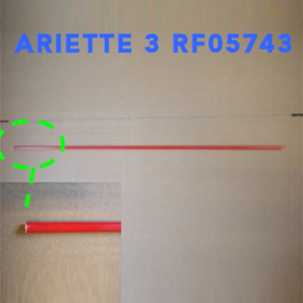 Ariette/3 Rod Fiberglass