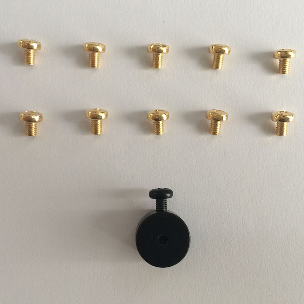 Brass screw kit