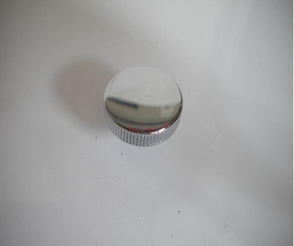 Toio nickel knob for locking stem