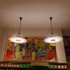 Frisbi Pendant Lighting by Achille Castiglioni - Dining Room Lighting