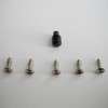 Kit with grub screw & screws for rod support