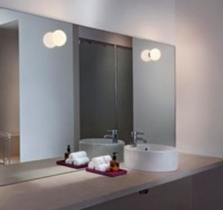 Intimate Bathroom Lighting Ideas
