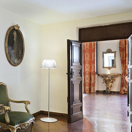 Baroque Meets Mod: FLOS in the Traditional Home