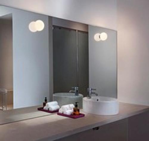 Intimate Bathroom Lighting Ideas