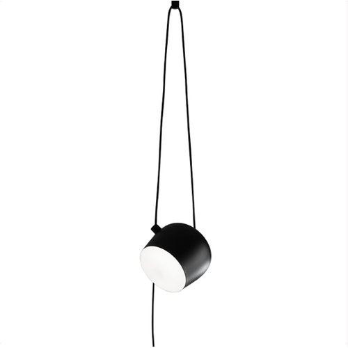 Aim modern pendant lighting by bouroullec brothers dining room lighting setup 1