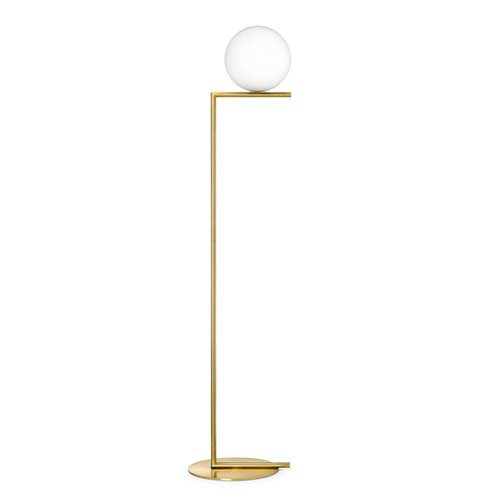 Ic lights f modern floor lamp by michael anastassiades flos usa ic lights f mozeypictures Choice Image