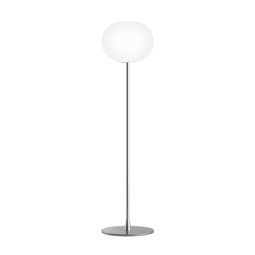 Glo Ball F Floor Lamp By Jasper Morrison Setup 1