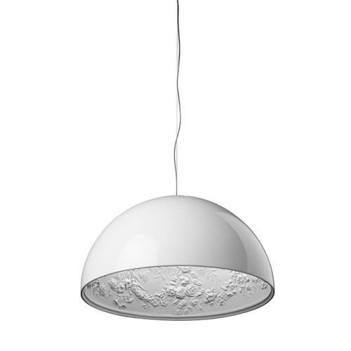 scp white small pendant josiah light grey products