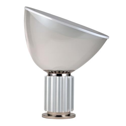 Taccia 1960s classic designer table lamp by achille castiglioni taccia table lamp by achille and pier giacomo castiglioni aloadofball Images