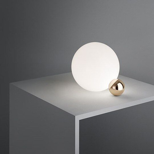 Copycat modern sphere table lamp by michael anastassiades flos copycat modern table lamps mozeypictures Gallery