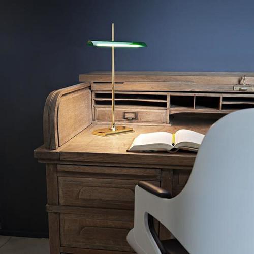 Goldman modern bankers desk lamp by ron gilad flos usa bankers desk lamp flos goldman flos goldman lamp aloadofball Images