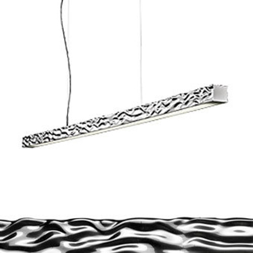 Long & Hard Linear Pendant Lighting by philippe starck