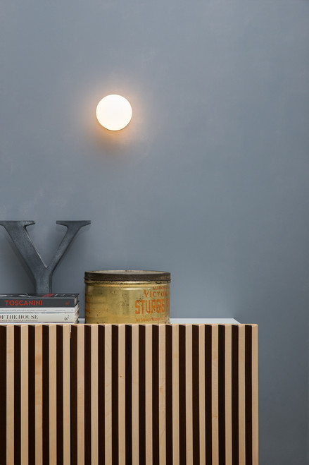 Mini Glo Ball C W Modern Wall And Ceiling Lamp By Jasper
