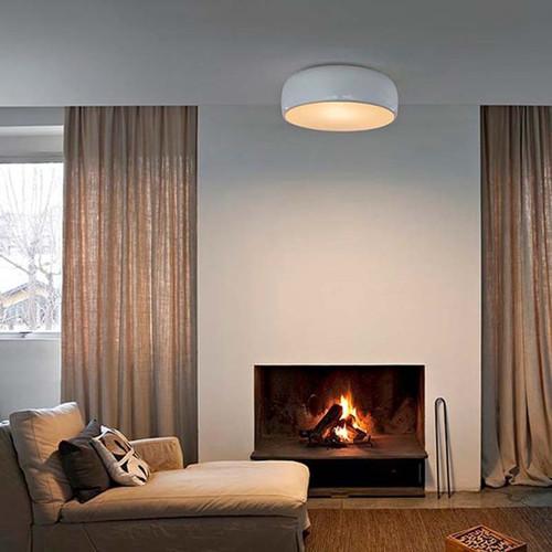 Smithfield C Modern Flush Ceiling Light By Jasper Morrison