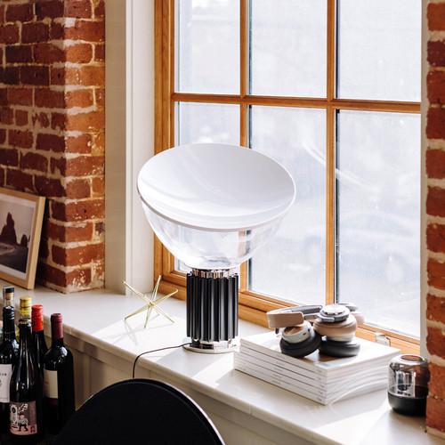 Taccia Table Lamp by Achille and Pier Giacomo Castiglioni