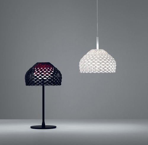 Tatou S Armadillo Design Modern Pendant Light Flos Usa