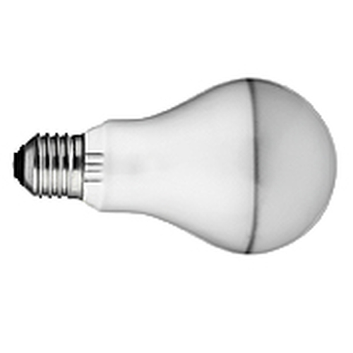4 x 100W A-21 Medium Silvered Bulb Incandescent