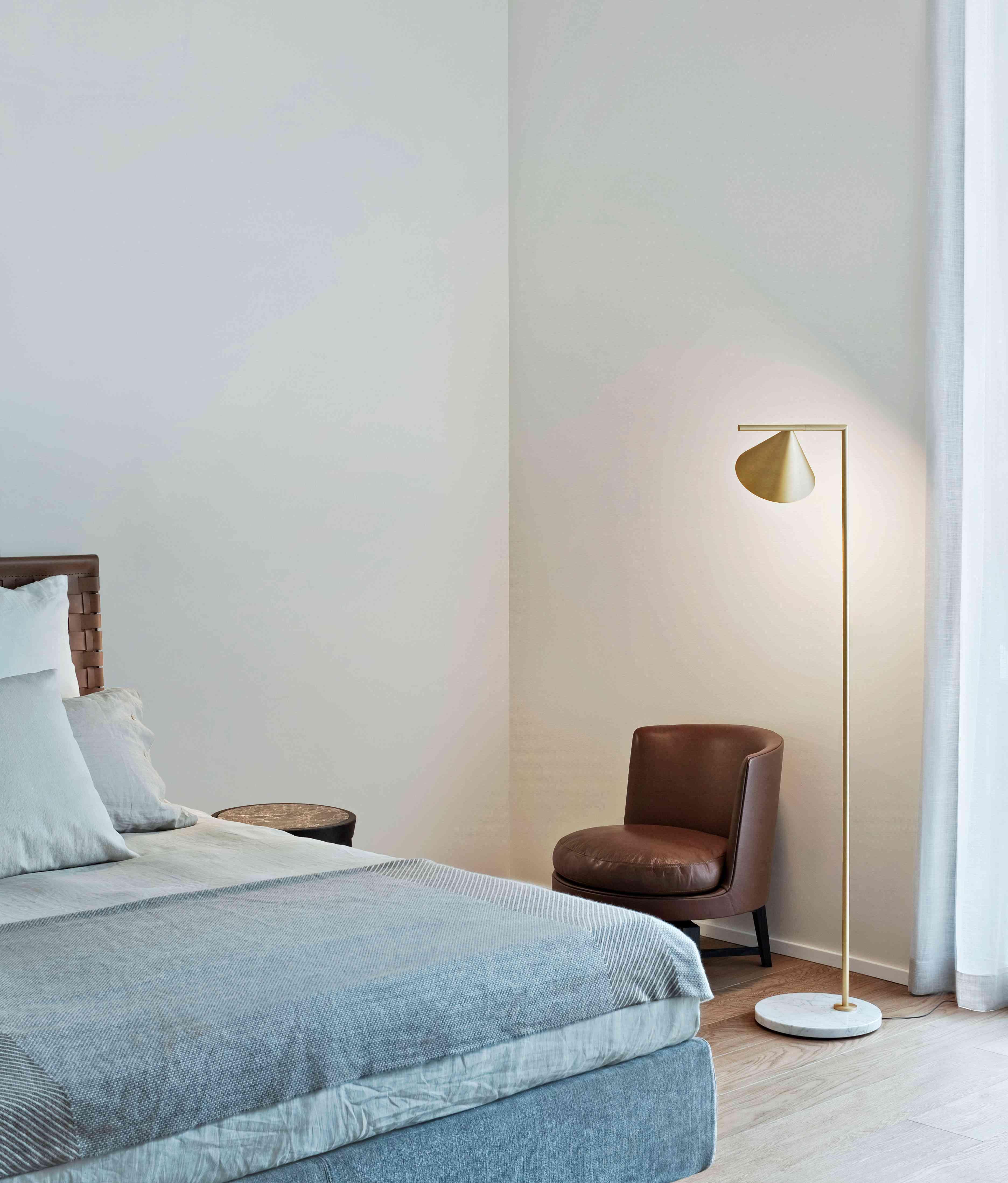 Captain Flint Bedroom Floor Lamp