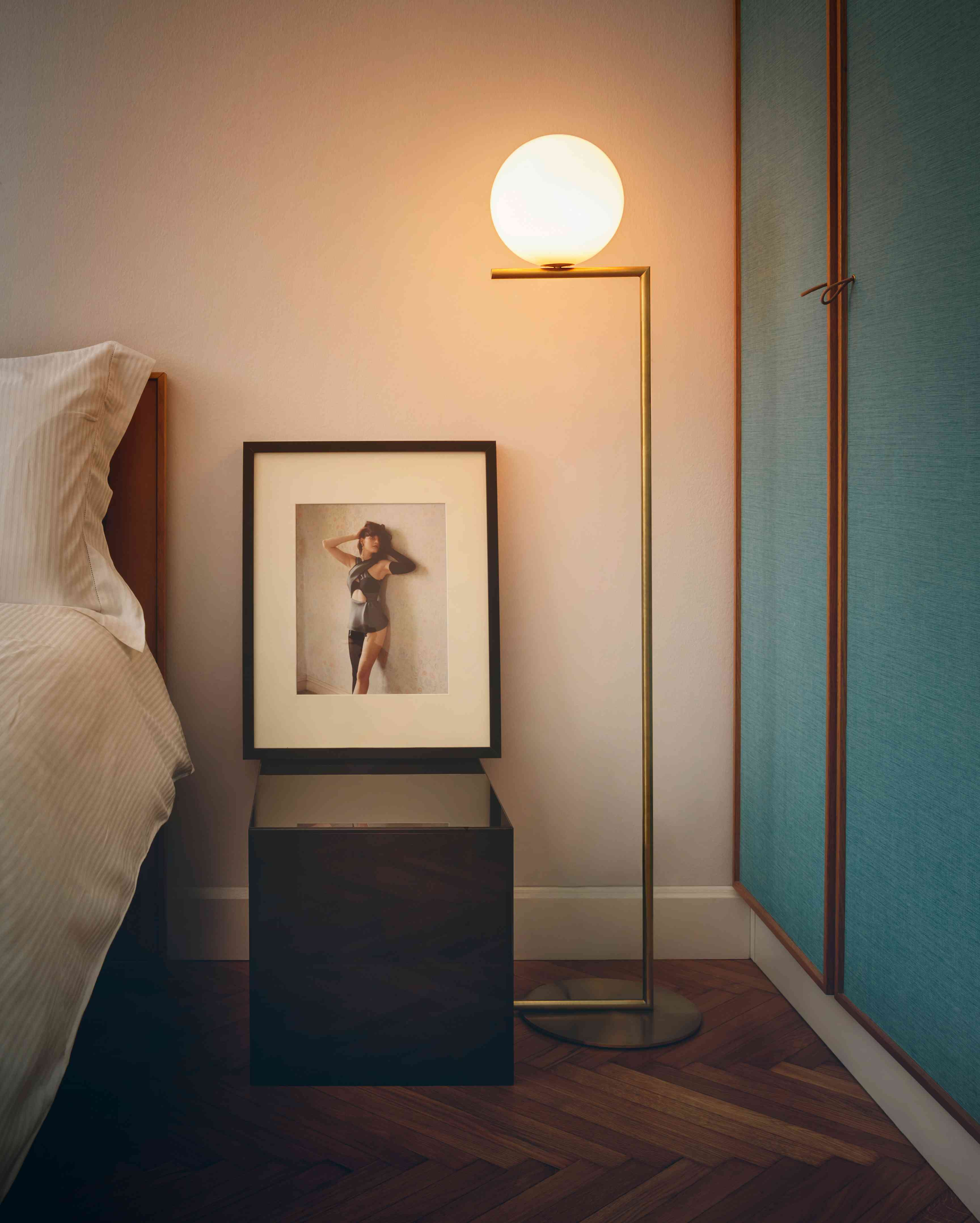 IC Light F Bedroom Floor Lamp