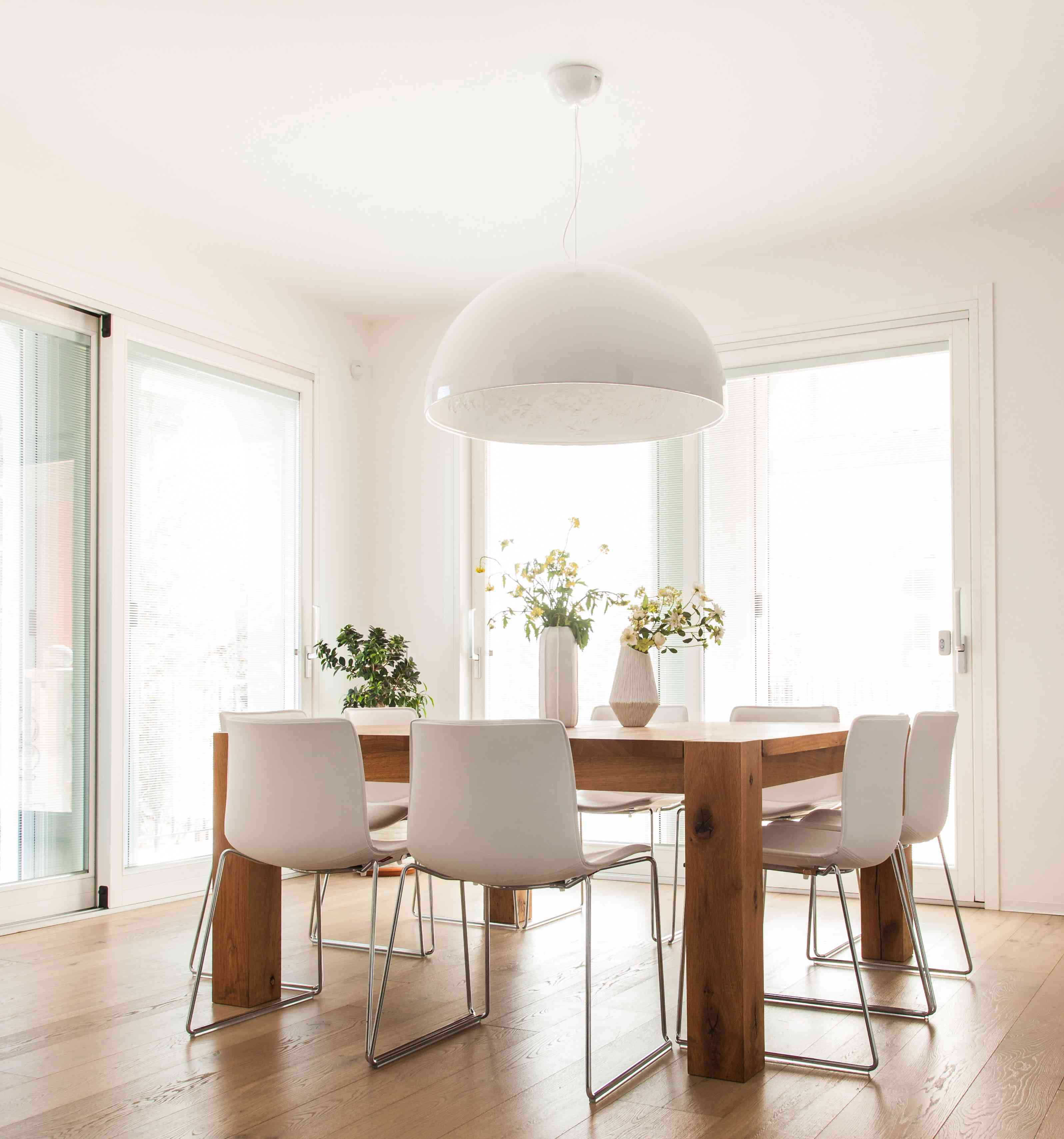 Skygarden Modern Hanging Lamps Dining Room