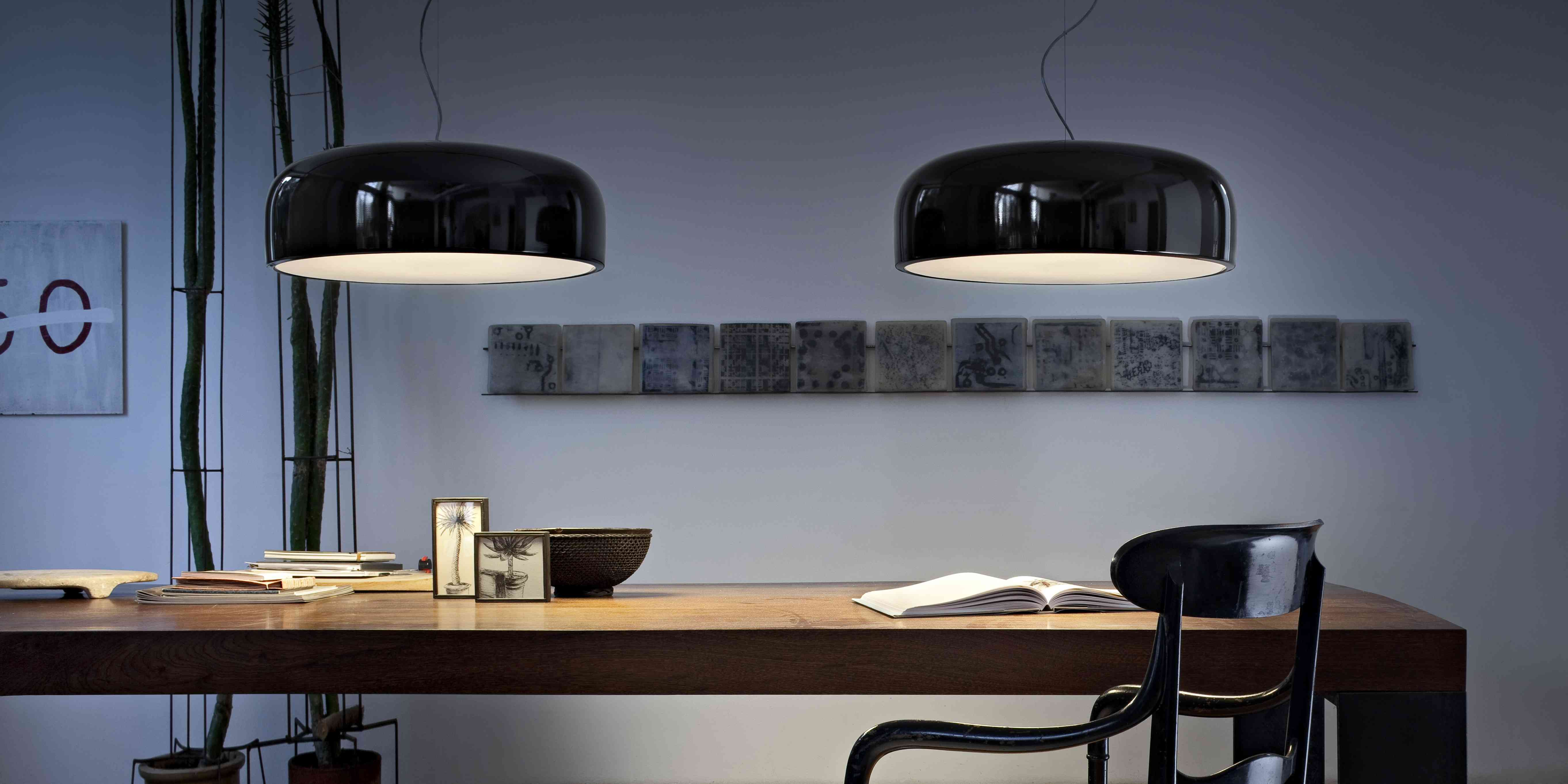 Smithfield S Modern Suspended Lights Dining Room