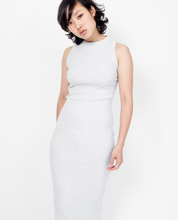 Maryam Dress - Heather