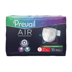 Prevail Air Stretchable Tab Briefs