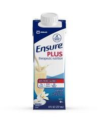 Ensure Plus Nutritional Shake, 8 oz. (Carton)