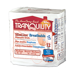 Tranquility SlimLine Breathable Tab Briefs