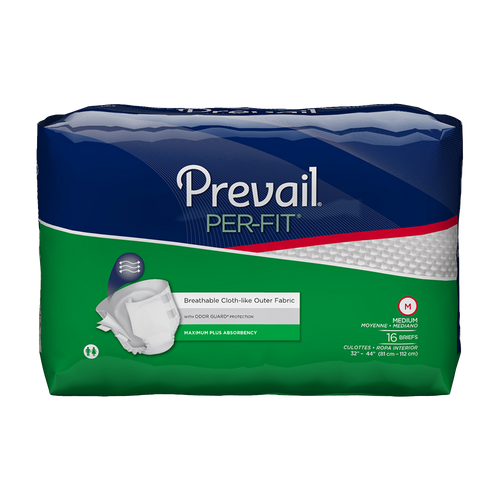 Prevail Per-Fit Diapers with Tabs - Extra