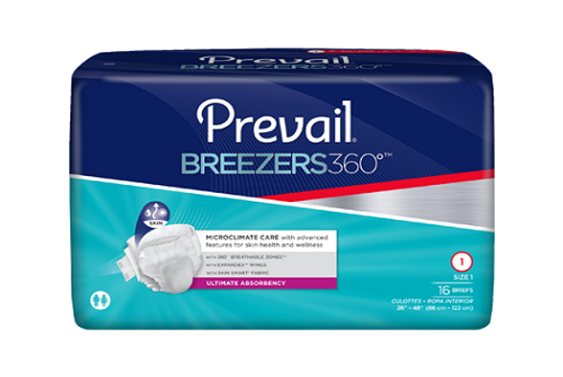 Prevail Breezers 360 | Product Review