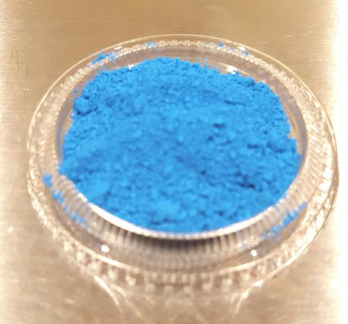 80's Neon blue