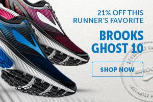 Brooks Ghost 10