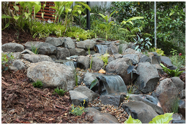 Pondless Waterfalls Pondless Streams Aquascape Supplies Australia