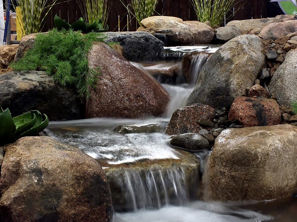 Pondless Waterfalls | Pondless Streams | Aquascape ...