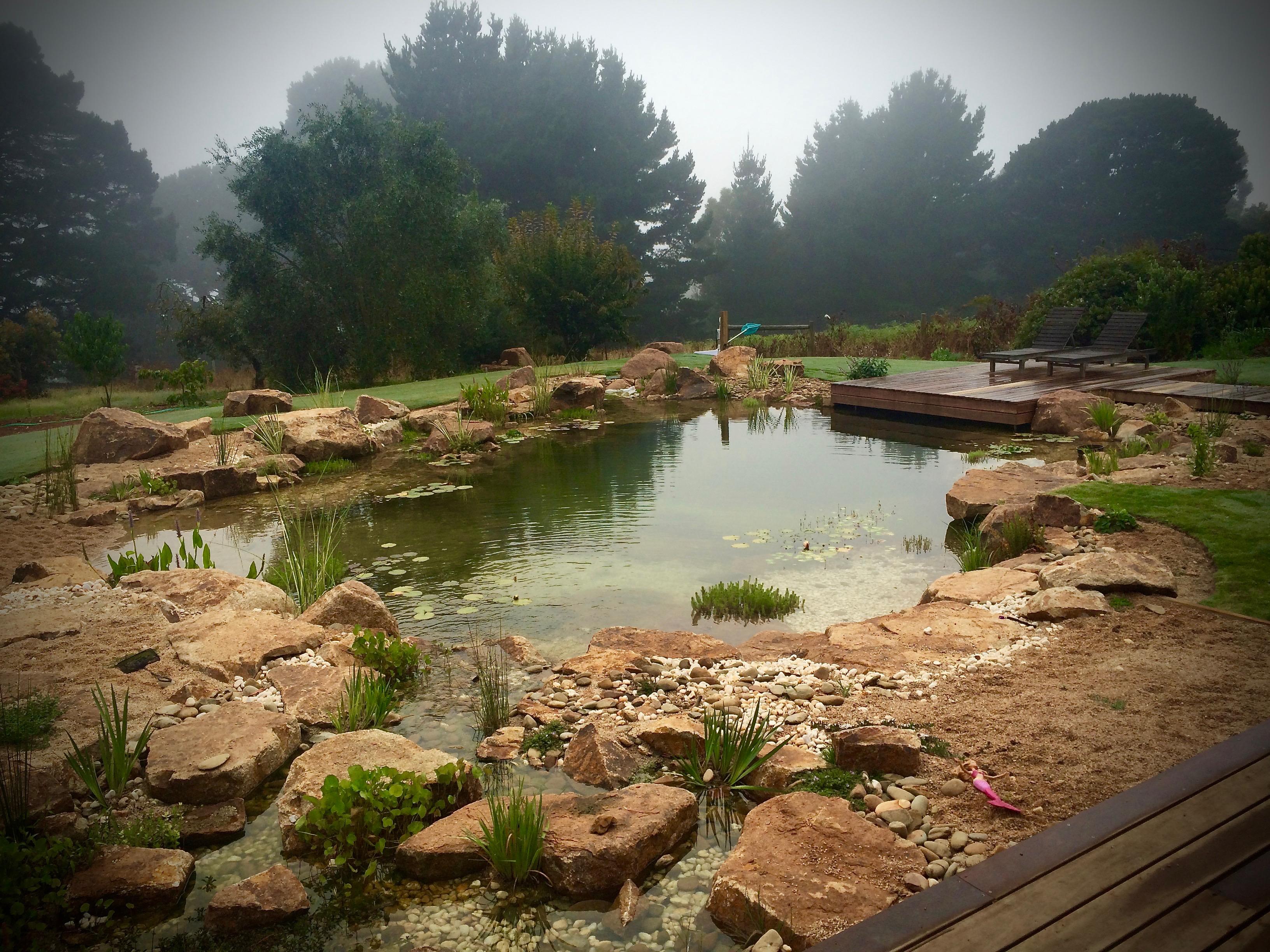 Large Ponds | Water Garden Designs | Aquascape Supplies ...