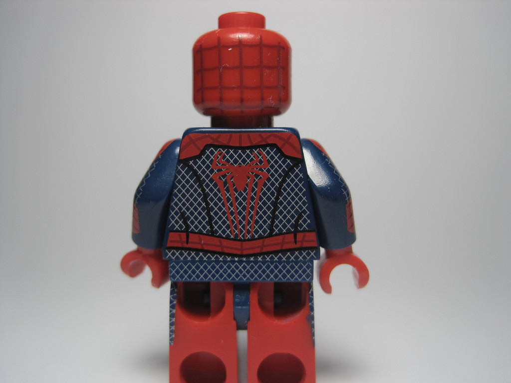 Arachnid Hero - DISCOUNT  D4