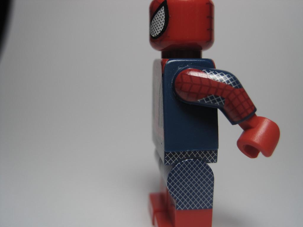 Arachnid Hero - DISCOUNT D12