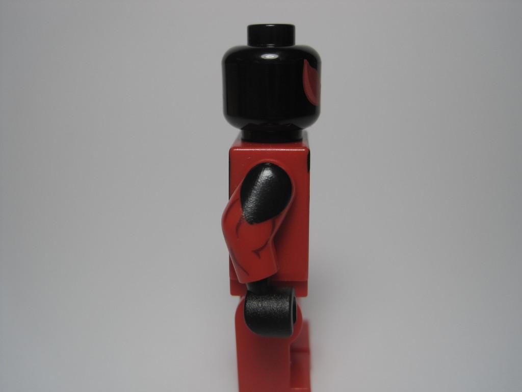 Crimson Arachnid - D6