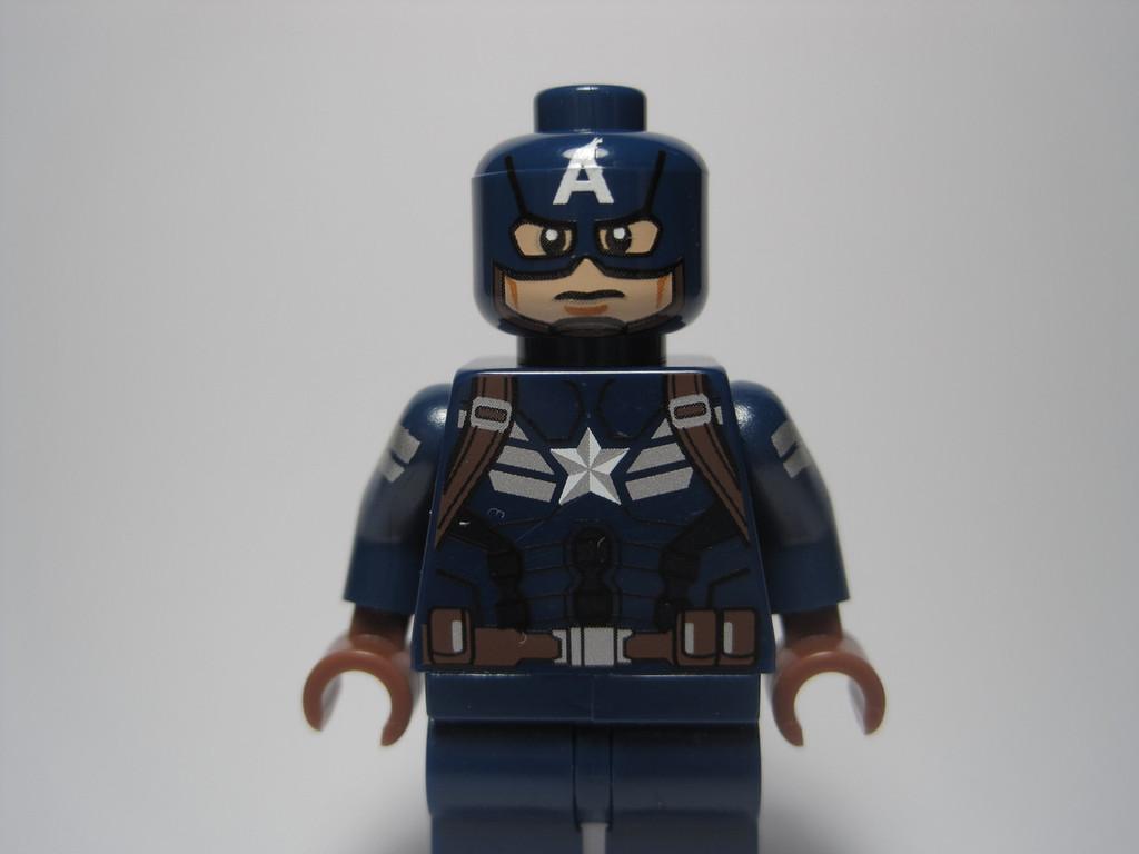 American Super Soldier - DISCOUNT - D11