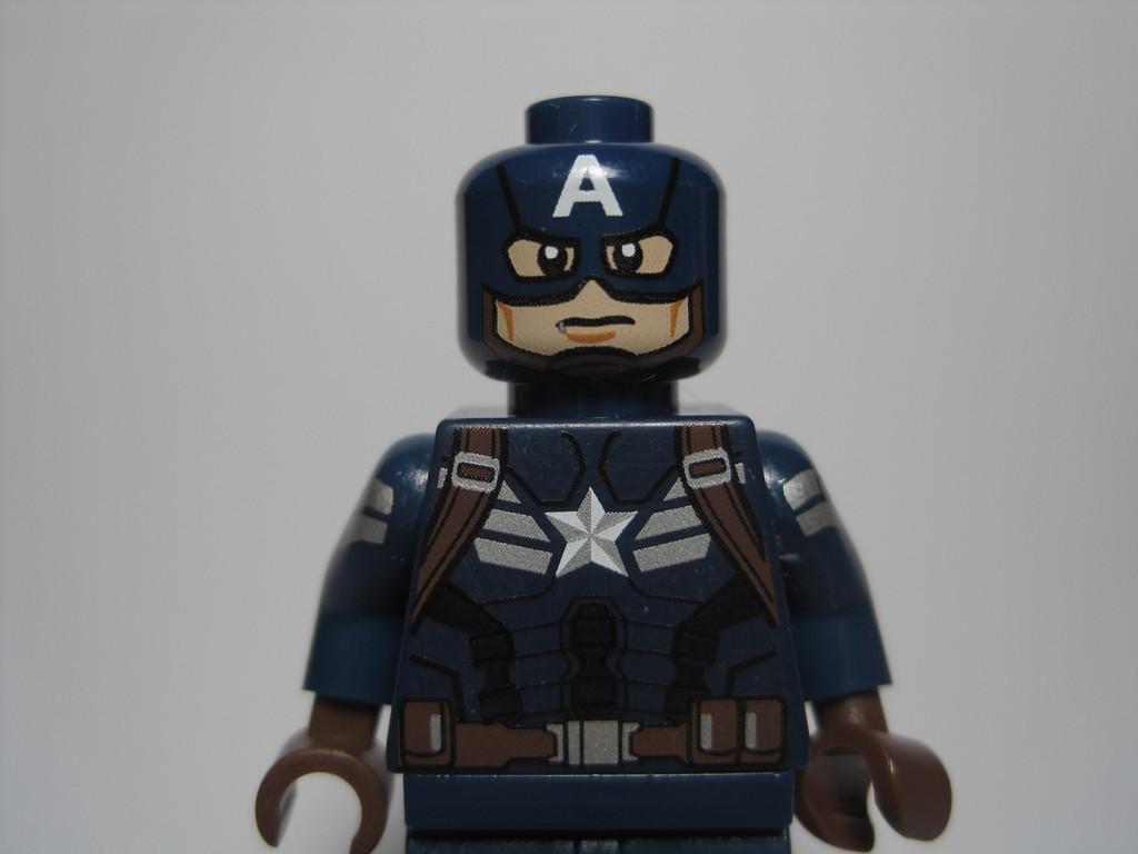 American Super Soldier - DISCOUNT - D5