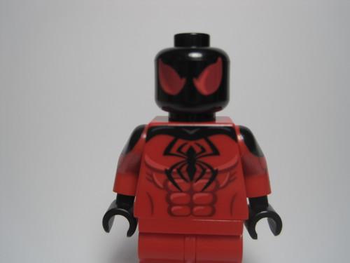 Crimson Arachnid - D4