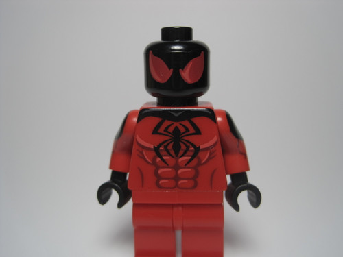 Crimson Arachnid - D7
