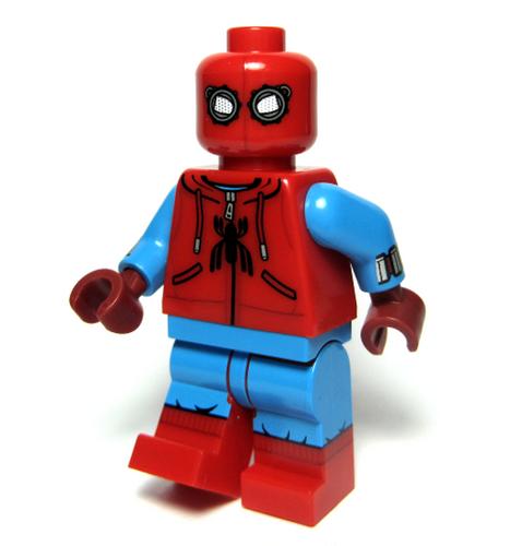 Homemade Arachnid Hero