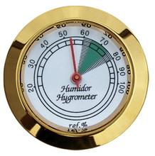 Analog Hygrometer - Gold